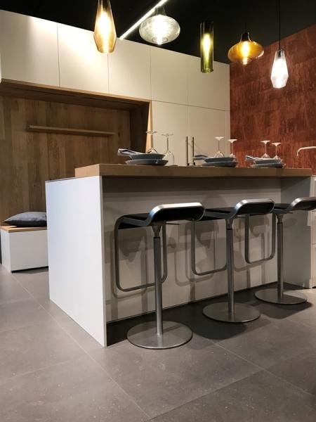 leicht design show neuheiten 2017 2018 k chen schlatter. Black Bedroom Furniture Sets. Home Design Ideas